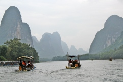 Sur la Rivière Li