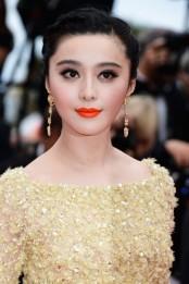 Fan-Bingbing-Latest-Evening-Dresses-Earrings-Hairstyle-Fashion-Styles-2013-07
